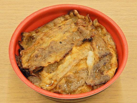 元祖焼き牛丼
