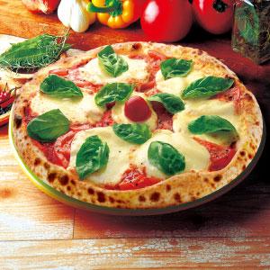 トマト多めのマルゲリータ