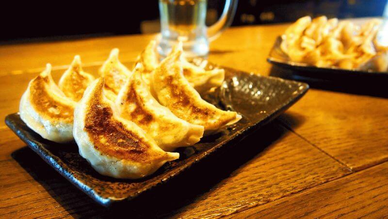 肉汁焼餃子