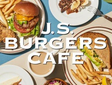 J.S. BURGERS CAFEでテイクアウト(持ち帰り)